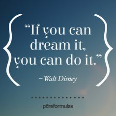 Remember that no matter how big our dreams are, what matters is if we believe we can achieve what we desire most.
