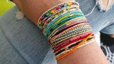 Stack Bracelets, Stretch Bracelets, Handmade Bracelets, Handmade Jewelry, Beaded Bracelets, Bohemian Bracelets, Boho Rings, Bohemian Jewelry, Etsy Handmade