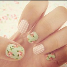 Spring nails Find us on: www.facebook.com/NeoNailPL