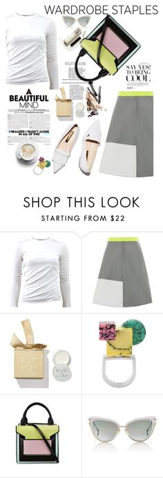"""""""ready for spring"""" by nataskaz ❤ liked on Polyvore featuring T By Alexander Wang, Eve Lom, Eshvi, Pierre Hardy, Rupert Sanderson and Dita"""