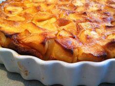 Découvrez la recette Flognarde limousine aux pommes sur cuisineactuelle.fr.
