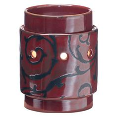 La Paz MID_SIZE scentsy warmer.... Like this purchase today and like my facebook fan page:    https://www.facebook.com/media/set/?set=a.10150364570080344.604384.555635343&type=3#!/pages/Ashley-Nichols-Independent-Scentsy-Consultant/297557330292599