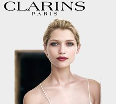 Love this look. Clarins Rouge Éclat Spring 2013 Collection | OurVanity.com. Hot Beauty News & Tips