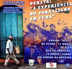 debate jornalismo cuba