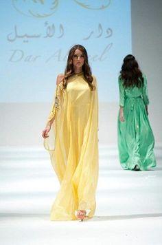 Muscat Fashion Week 2012: Omani Designer Amal Al Raisi