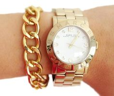 http://www.flipkart.com/watches-on-sale?affid=sitamenat | Gold love marcjacobs