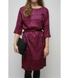 Marimekko Samu-Jussi Koski Dress (Sold Out) - WST