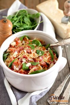 Brussels Sprouts with Bacon, Pecans, and Cranberries - Yamnore Christmas Side Dishes, Sprouts With Bacon, Toasted Pecans, Penne Pasta, Pancetta, Italian Recipes, Food And Drink, Eat, Cooking