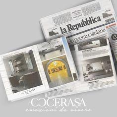 La Repubblica - 21 Settembre 2017 #press #release #magazine #advertising