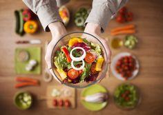 Saladas diferentes para turbinar a dieta #saladas #saladafit #fitnessmotivation #bomdia #saladdressing