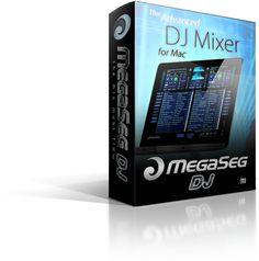 MegaSeg DJ Software Box