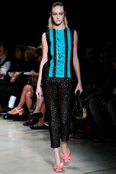 Miu Miu Spring 2015 Ready-to-Wear - Collection - Gallery - Look 19 - Style.com