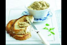Drožďová pomazánka French Toast, Recipies, Gluten Free, Cooking, Breakfast, Spreads, Food, Recipes, Glutenfree