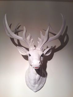 Stag head 'Pure', £45.00