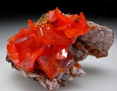 Wulfenite from Red Cloud Mine, Trigo Mtns., La Paz Co., Arizona [db_pics/pics/na419a.jpg]