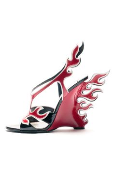 This is a Prada shoe.  Can only imagine the price!  LOL
