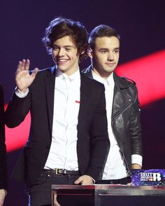 Harry and Liam