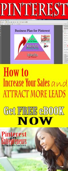 Download a FREE eBook. Learn how to avoid MISTAKES on Pinterest as well as BOOST your SALES through Pinterest. All my TOP SECRETS are here! https://mobilelingual.leadpages.net/pinterest-1/