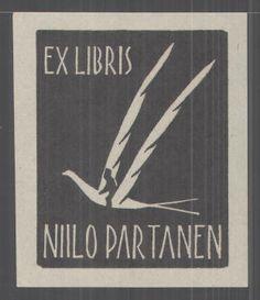 Nilo Partanen, Ex Libris