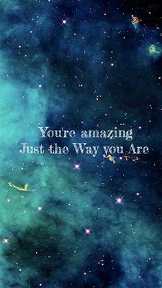 You´re amazing