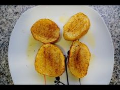 PATATAS AL HORNO. Recetas fáciles / Recetas de patatas. COCINERO DIARIO ...