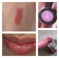 Revlon, Colorburst, Just Bitten Kissable Balm Stain, Honey, review, beautiful flattering shade, versatile mauve pink color, easy to apply, nourishing on lips, mild fragrance, retractable, attractive packaging, convenient packaging, stays long, swatch, lip swatch