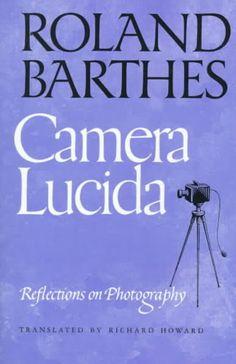 roland barthes camera lucida - Google Search