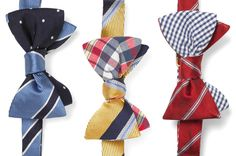 Bow ties are the new trend!