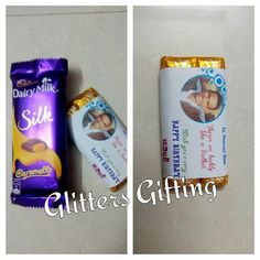 Another silk chocolate wishes#best gift ever for making someone feel special#can be customized# for enquiry message us