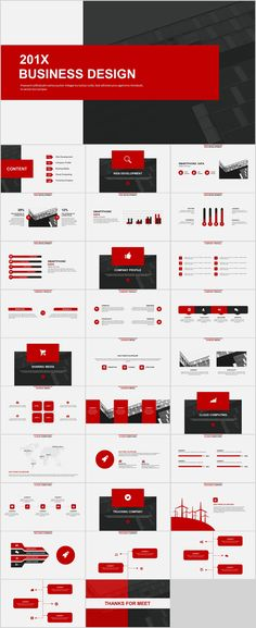 30+ Red Annual multipurpose PowerPoint templates on Behance #powerpoint #templates #presentation #animation #backgrounds #pptwork.com #annual #report #business #company #design #creative #slide #infographic #chart #themes #ppt #pptx #slideshow