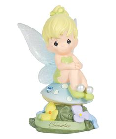 Look at this December Tinker Bell Figurine on #zulily today!