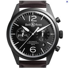 Bell and Ross...Love it.