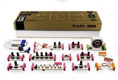littleBits Electronics Synth Kit littleBits Electronics http://www.amazon.com/dp/B00G99BZ4Q/ref=cm_sw_r_pi_dp_kojFub1E4TDJ5