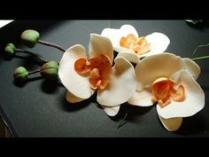 Come Realizzare un Orchidea , tutorial