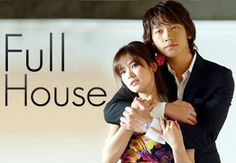 Full House (2004 Korean drama) starring Song Hye Kyo, Rain, Kim Sung Soo, and Han Eun Jung.