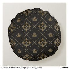 Rest your head on one of Zazzle's Home Decor decorative & custom throw pillows. Add comfort and transform any couch, bed or chair into the perfect space! Pillow Cover Design, Pillow Covers, Decorative Throw Pillows, Louis Vuitton Monogram, Elegant, Pattern, Home Decor, Classy, Pillow Case Dresses