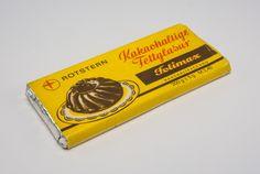 """DDR Museum - Museum: Objektdatenbank - """"Kakaohaltige Fettglasur"""" Copyright: DDR Museum, Berlin. Eine kommerzielle Nutzung des Bildes ist nicht erlaubt, but feel free to repin it!"""