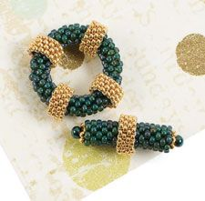 peyote+stitch+patterns | ... Stitch Projects from Beading Daily : 7 FREE Peyote Stitch Patterns
