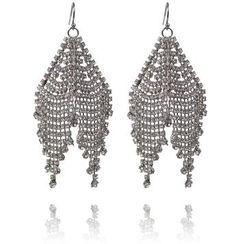 Red Dusk - Jewellery: Bohemia chandelier earrings, $ 12.50 + ...