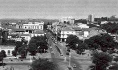 Place de la Poste les Années 60 - Sétif
