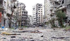 Vino y girasoles...: En Siria no hay ninguna oposición, lo que hay son ...