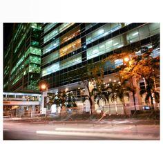 夜の街 #midnight #drive #sleepless #philippines #フィリピン