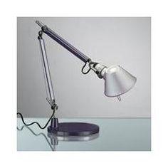 The Famous Artemide Tolomeo desk lamp
