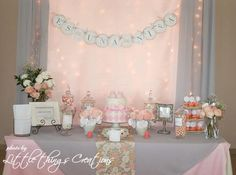 Hostess with the Mostess® - Girl in New York Baby Shower