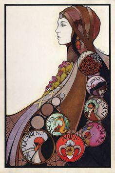 David Palladini  Zodiac  1969