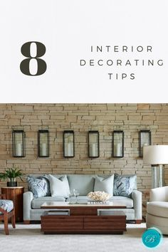 Getting ready to update your interior décor? These 8 tips will help you create the perfect space for your family and your lifestyle. Interior Decorating Tips, Interior Design Tips, Entryway, Gallery Wall, Space, Lifestyle, Create, Furniture, Home Decor