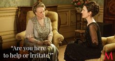 Downton Abbey, Season 6: Best Quotes from Episode 4   4. Episode 4   Season 6   Downton Abbey   Programs   Masterpiece   Official Site   PBS