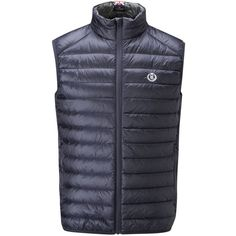 Henri Lloyd Explorer Lightweight Down Gilet ($79) ❤ liked on Polyvore featuring men's fashion, men's clothing, men's outerwear, sale men coats and jackets, mens sports apparel, men's apparel, mens gilet and mens clothing