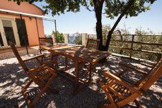 Villino Capo Berta Imperia (City) Terrasse