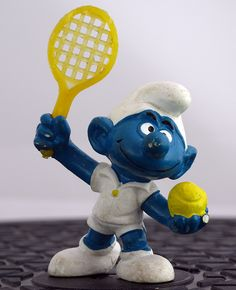 Smurfs - took me ages to find this one